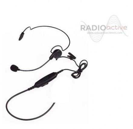 Kenwood Light Weight Breeze Thin Wire Headset KHS-22